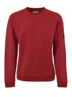 NO-EXCESS Trui CREWNECK SWEATER 92100816 060 Red