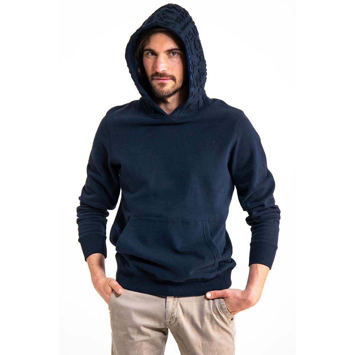 hoodie i91071 garcia sweater 292 dark moon