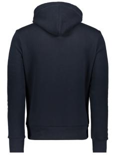 logo racer hood m2000074a superdry sweater eclipse navy