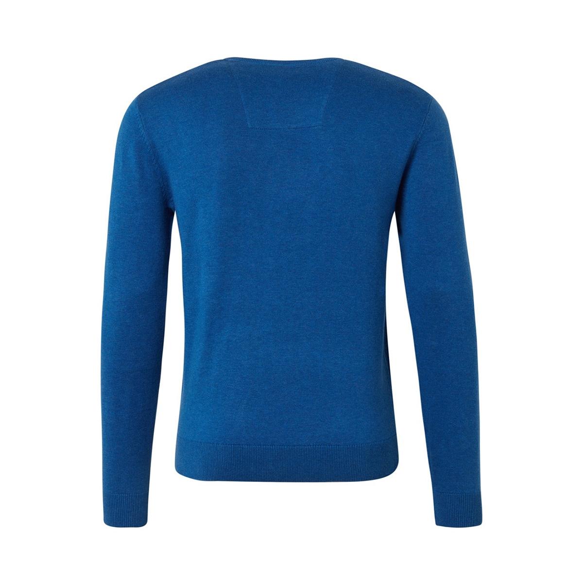 eenvoudige gebreide trui 1012820xx10 tom tailor trui 18977