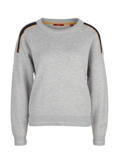 sweater met streep 14909616339 s.oliver sweater 9400