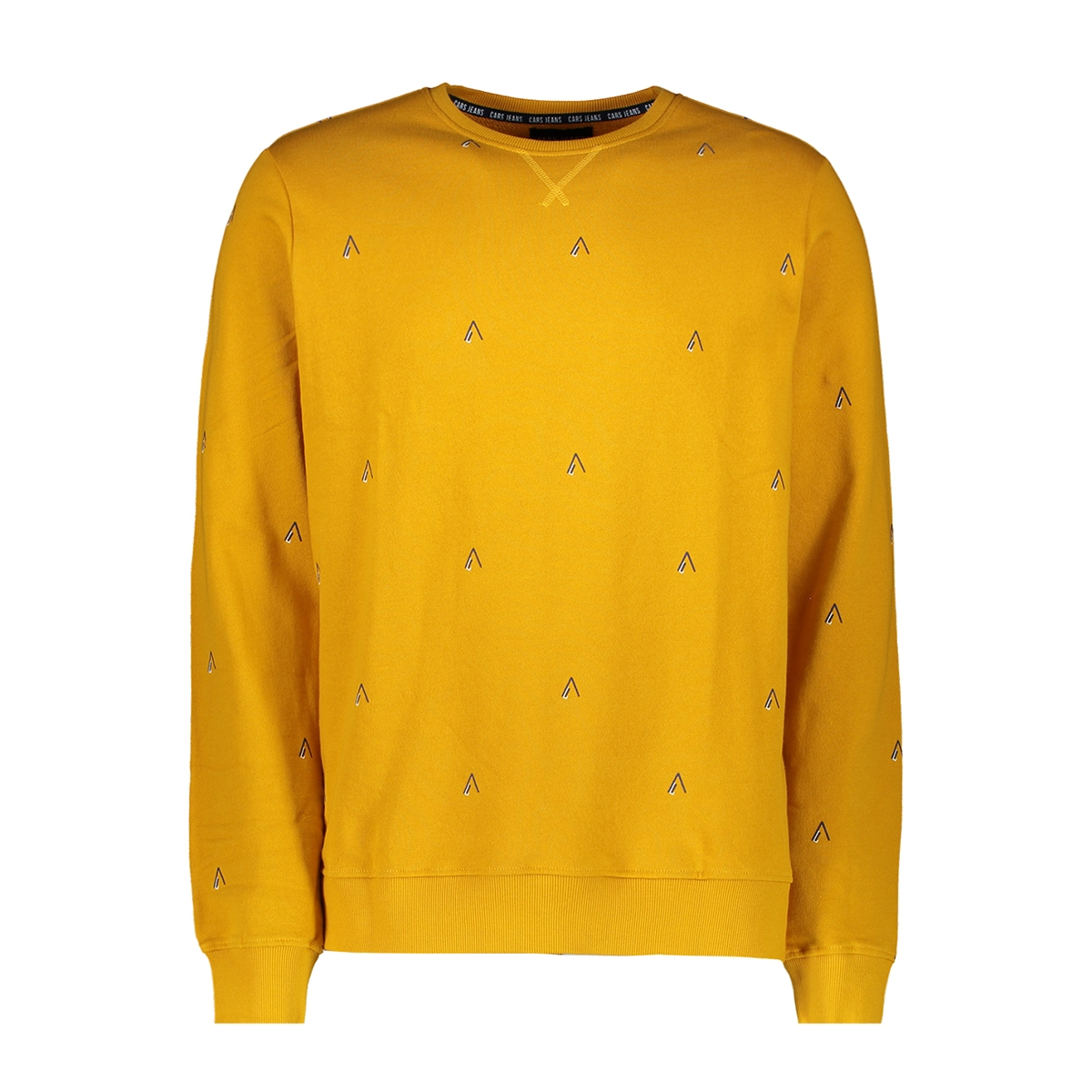 cento sweater 4151029 cars sweater ocre
