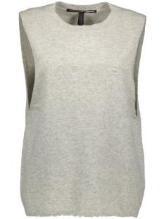 sleeveless sweater 20 602 8103 10 days top light grey melee