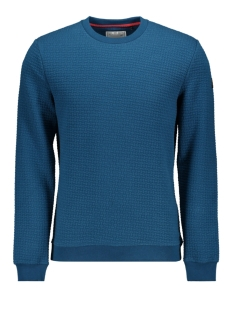 NO-EXCESS sweater CREWNECK JACQUARD SWEATER 92100915 132