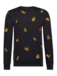 sw winter leaf 1901041004 kultivate sweater 100 black