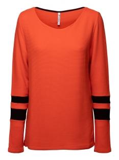 dory fantasy fabric sweater 194 zoso sweater orange/black