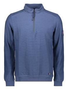 Lerros sweater SWEATSHIRT MET HIGHNECK 2994441 448