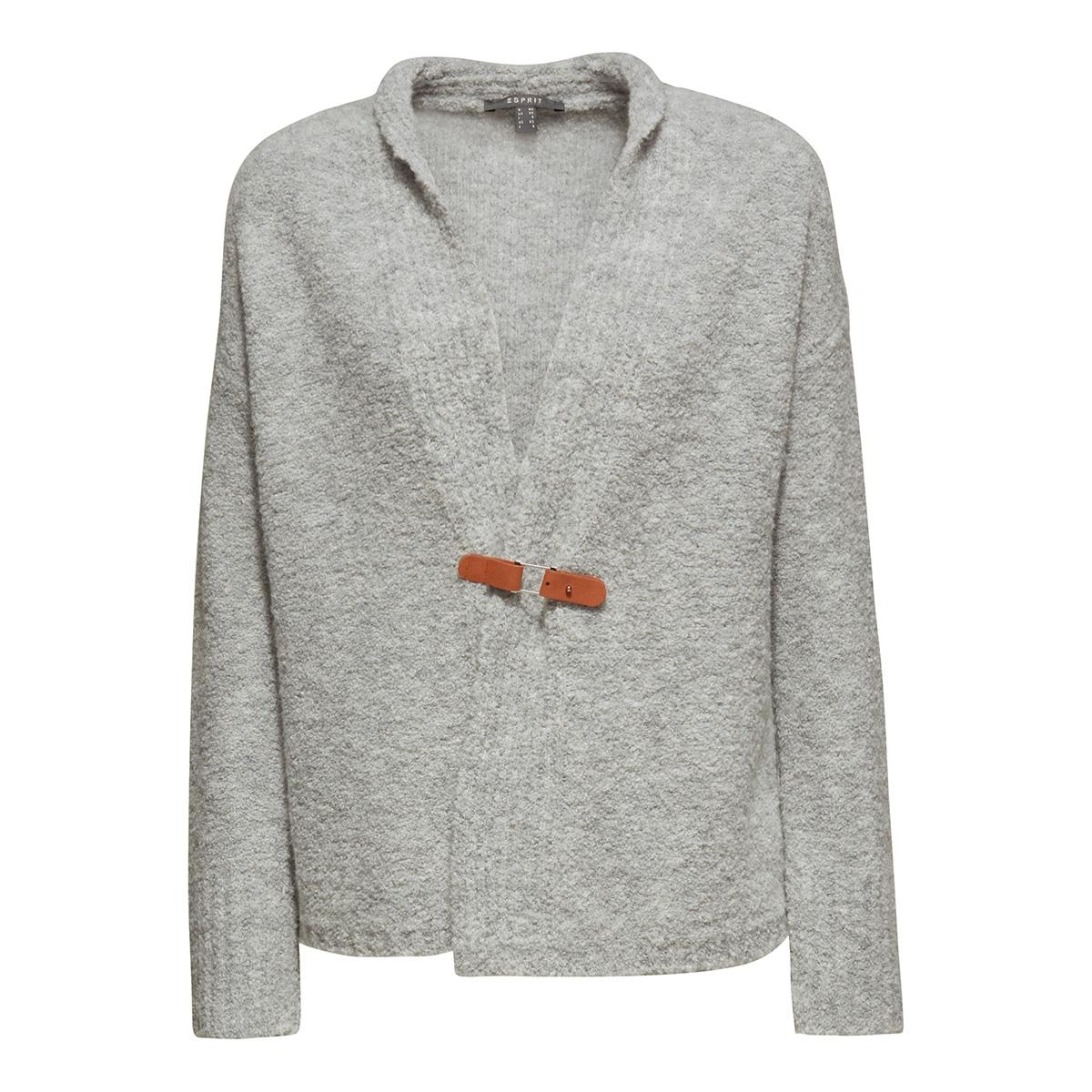 vest met gesp 109eo1i005 esprit collection vest e034