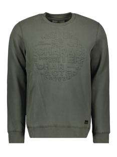 Garcia sweater SWEATER J91267 2882 Seaweed