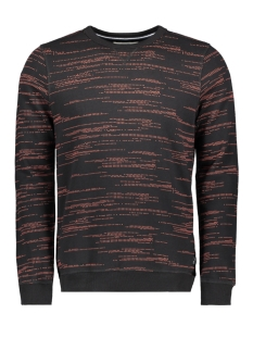 Tom Tailor sweater SWEATER MET ALL OVER PRINT 1014778XX12 20352