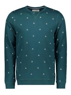 Tom Tailor sweater SWEATER MET ALL OVER PRINT 1014778XX12 21007