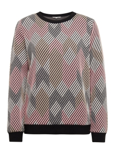 Tom Tailor sweater SWEATSHIRT MET JAQUARD PARTOON 1017163XX71 21920