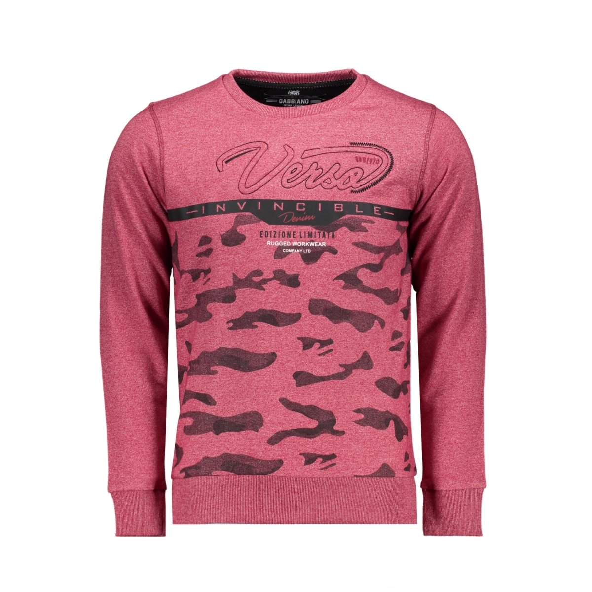 76134 gabbiano sweater bordeaux