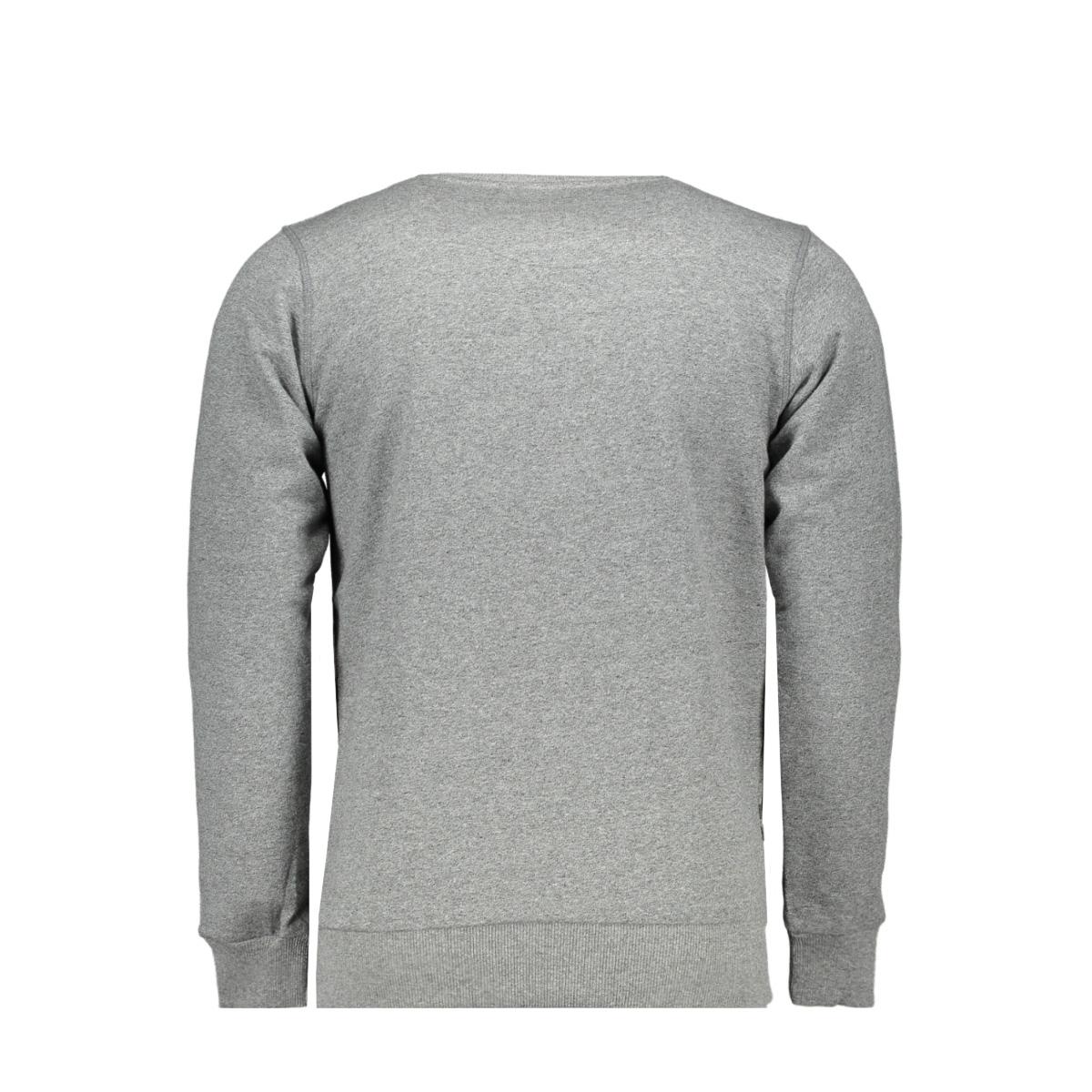 76134 gabbiano sweater grey