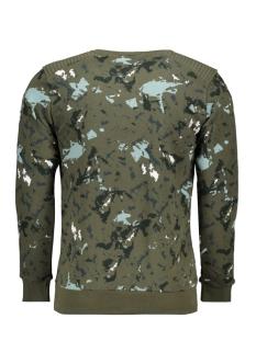76114 gabbiano sweater army