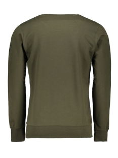 76105 gabbiano sweater army