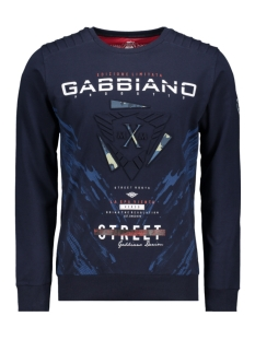 Gabbiano sweater 76105 NAVY