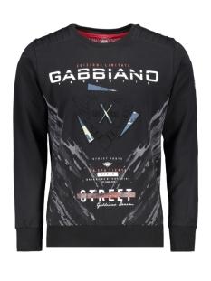 Gabbiano sweater 76105 BLACK
