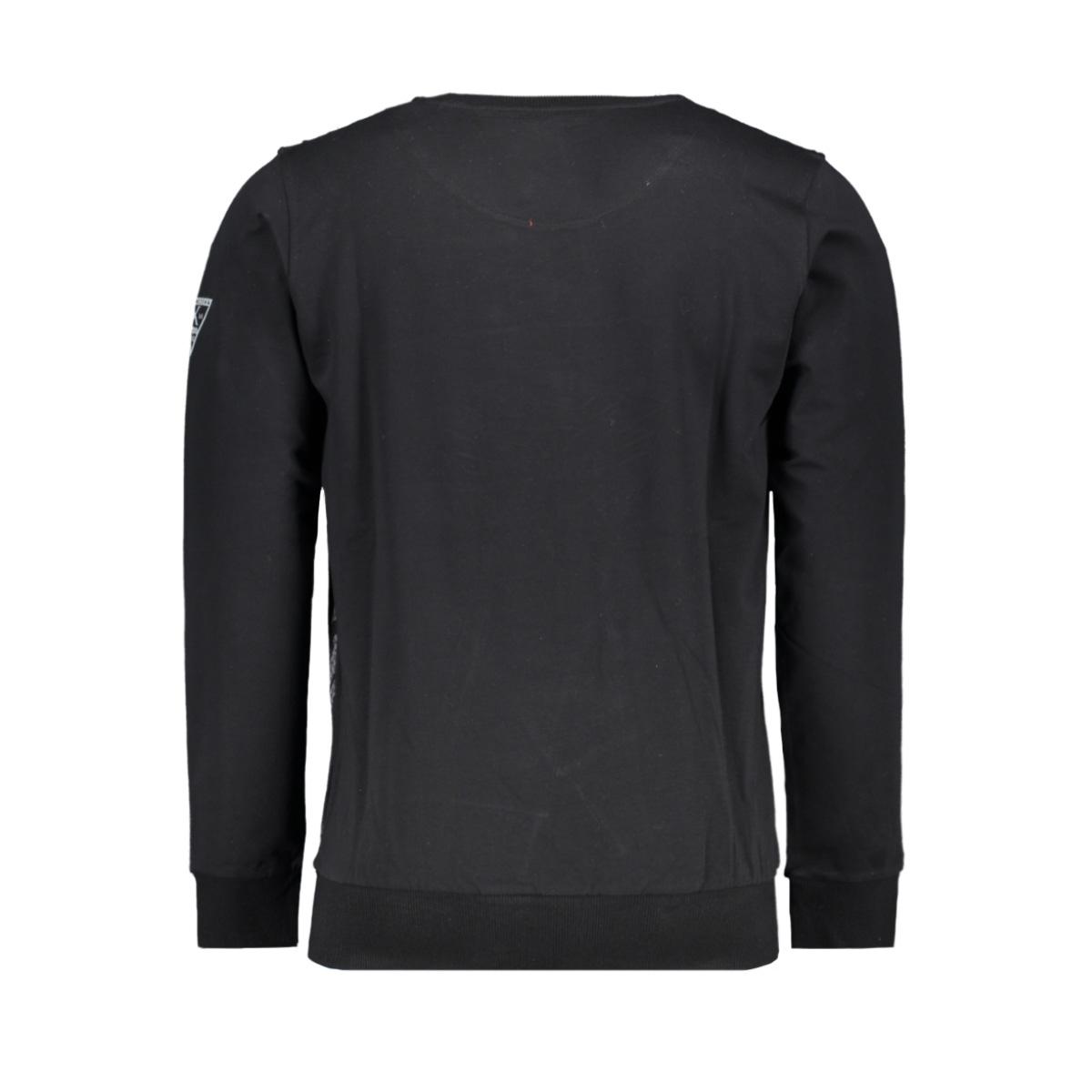 76105 gabbiano sweater black