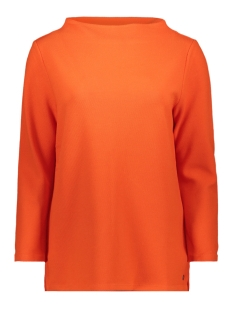 Garcia Trui RIB SHIRT J90264 1220 RED ORANGE
