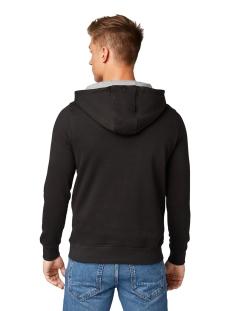 sweater met capuchon 1014781xx12 tom tailor sweater 29999