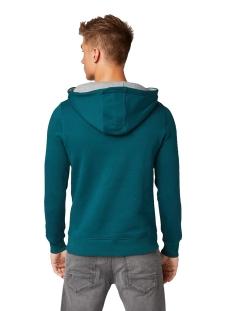 sweater met capuchon 1014781xx12 tom tailor sweater 12818