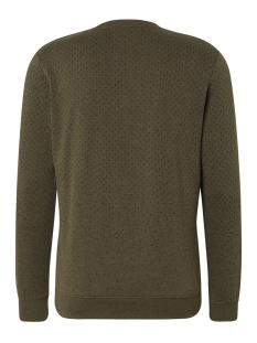 sweater met all over patroon 1014791xx12 tom tailor sweater 10666