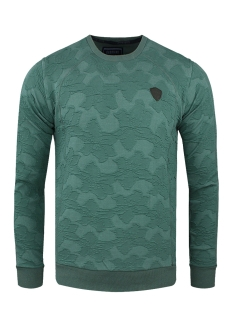 Gabbiano sweater SWEATER 77095 GREEN