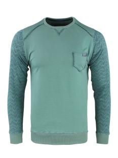 Gabbiano sweater SWEATER 77097 GREEN