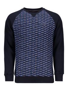 sweater 77091 gabbiano sweater navy