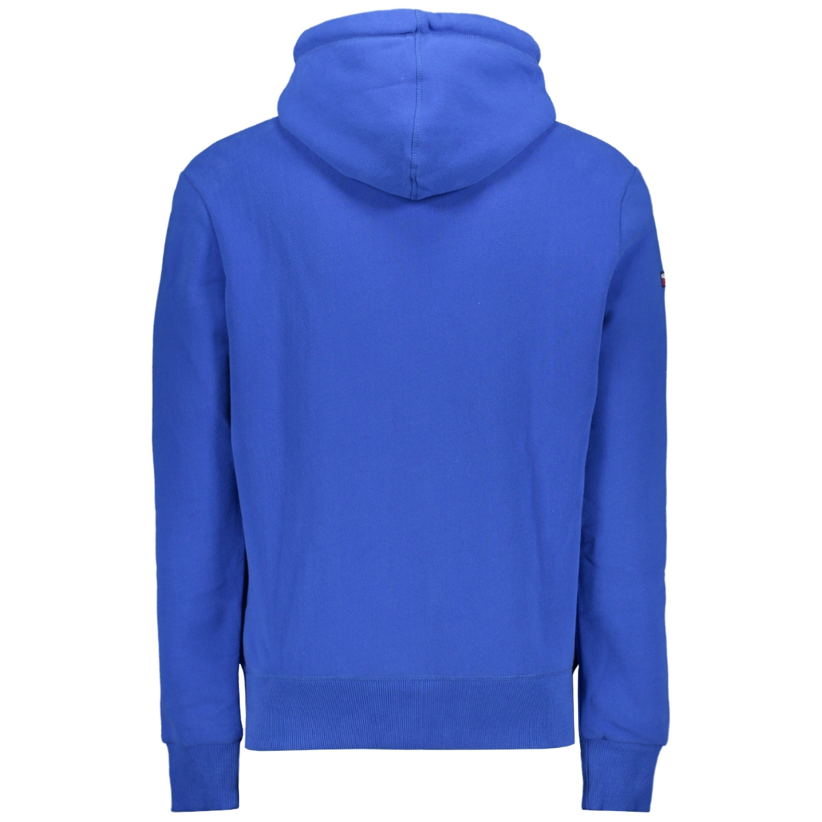 premium goods tonal hood m20355nt superdry sweater royal blue