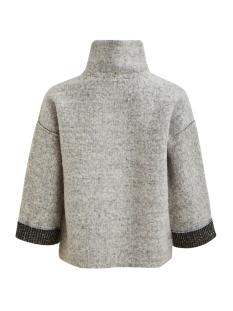 objtrina sweat pullover 105 23030585 object trui light grey melange