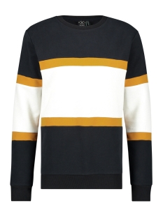 Kultivate sweater SW BEAM 1901041001 319 DARK NAVY