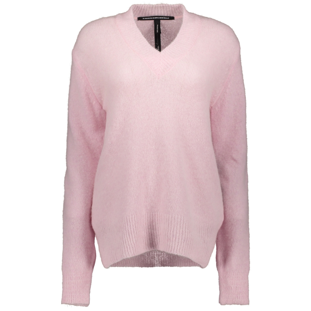 v neck sweater 20 607 9104 10 days trui 1064 light pink