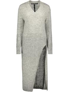 high split sweater 20 606 9104 10 days trui 4001 light grey melee