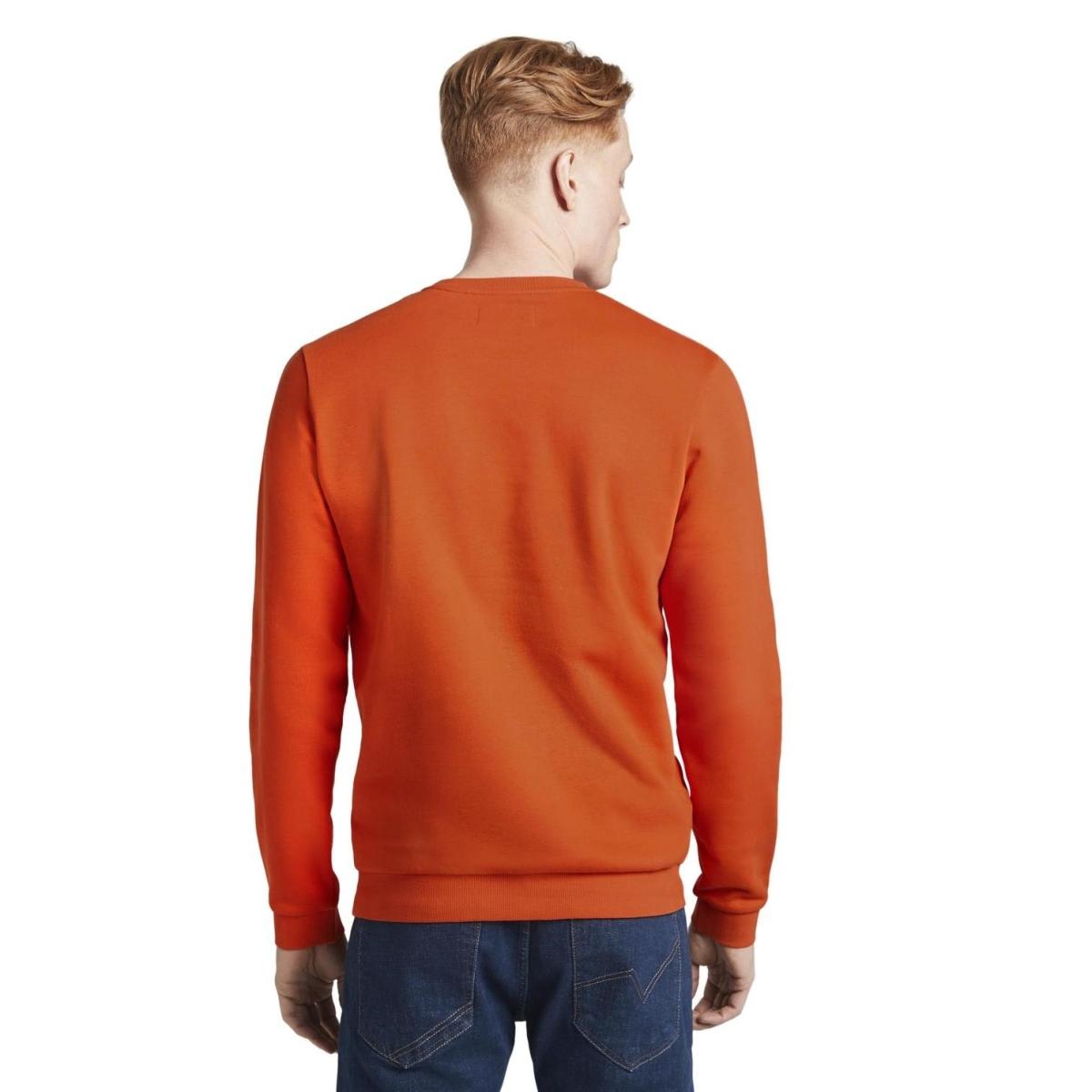 sweatshirt met print 1015684xx12 tom tailor sweater 15612
