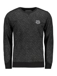 Gabbiano sweater SWEATER 77083 BLACK