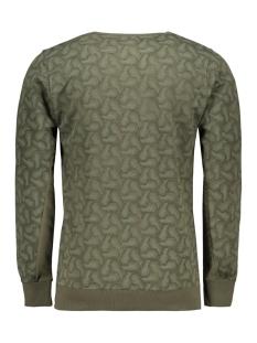 sweater 77083 gabbiano sweater army