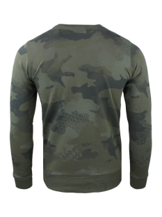 sweater 77085 gabbiano sweater army