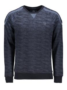 sweater 77080 gabbiano sweater navy