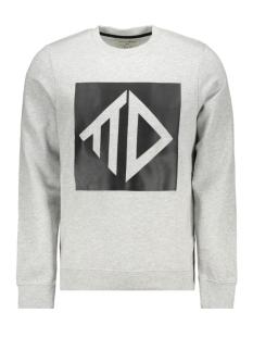 Tom Tailor sweater SWEATSHIRT MET PRINT 1015685XX12 15398