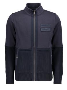 sweat zip jacket psw198442 pme legend vest 9077