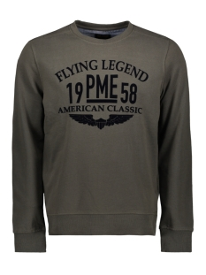PME legend sweater PULL OVER SWEAT DRY TERRY PSW198460 8039