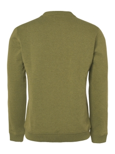 crewneck sweater with logo 94131152 no-excess sweater 152 moss