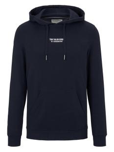Tom Tailor sweater HOODIE MET PRINT 1016329XX12 10668