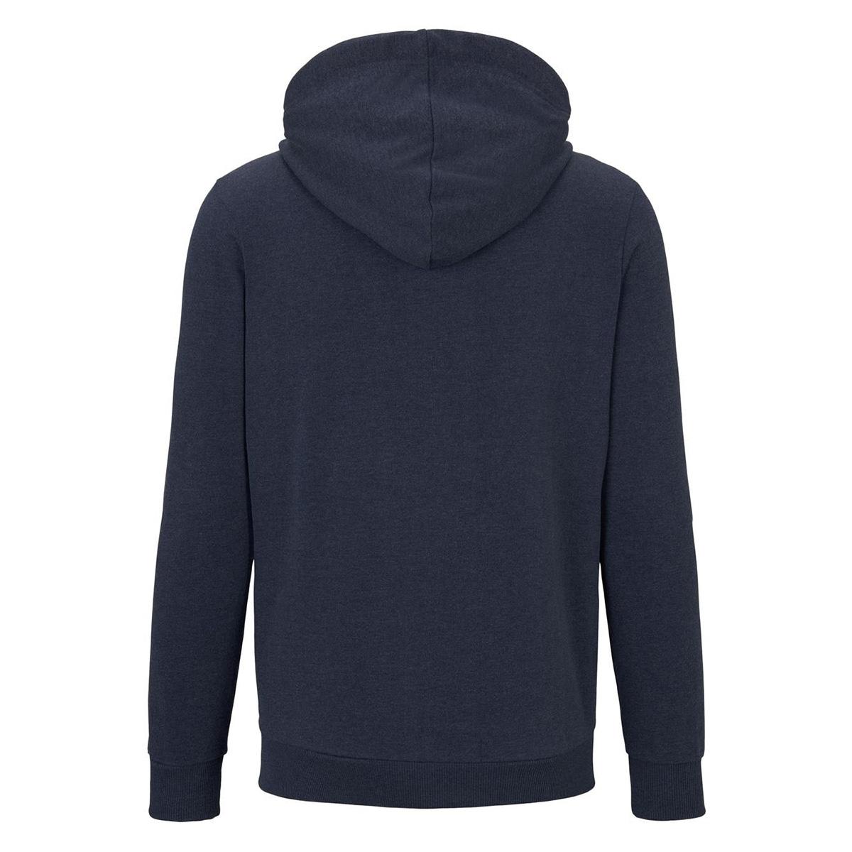 hoodie met print 1014792xx12 tom tailor sweater 13684
