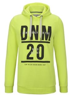Tom Tailor sweater HOODIE MET PRINT 1014792XX12 20361