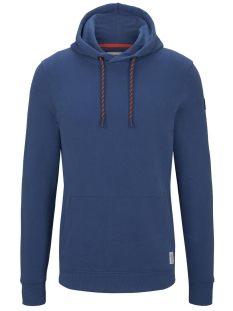 Tom Tailor sweater BASIC HOODIE 1016153 16340