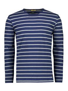 t shirt met streep 89n4008 new in town t-shirt 475