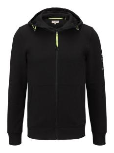 hoodie met capuchon 1016236xx12 tom tailor vest 29999